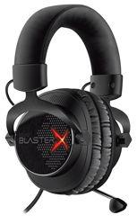 Słuchawki nauszne z mikrofonem Creative Sound BlasterX H7