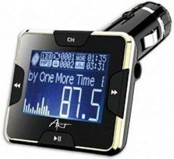 Samochodowy transmiter FM ART Transmiter FM ART FM-01